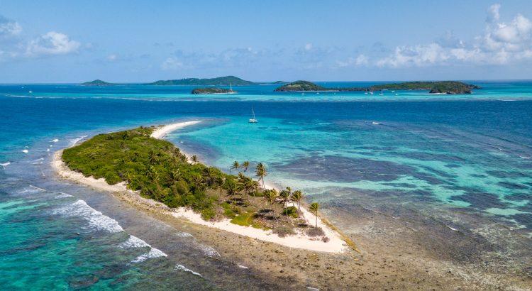 croisière aux Antilles : distance entre les iles