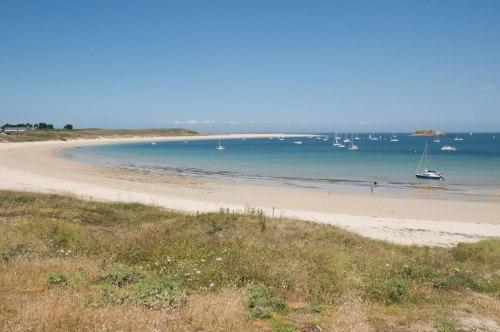 Grande plage de Houat