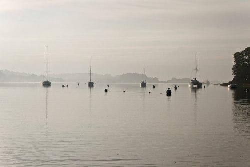 Mouillage Morbihan