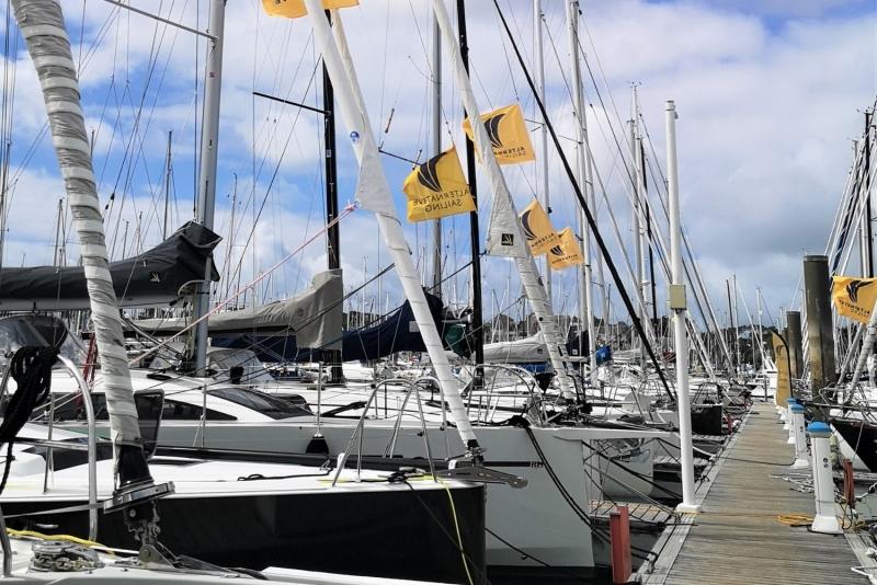 Pontons Alternative Sailing La trinité Sur Mer