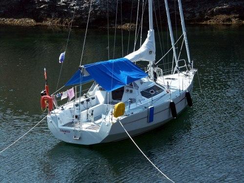 voilier Morbihan