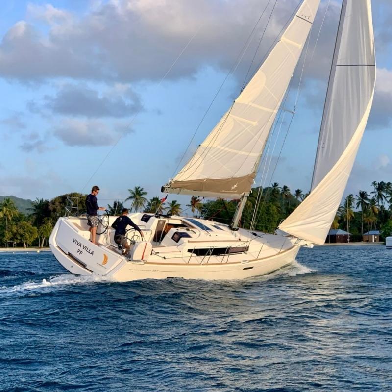 Sun Odyssey 389 Le Marin