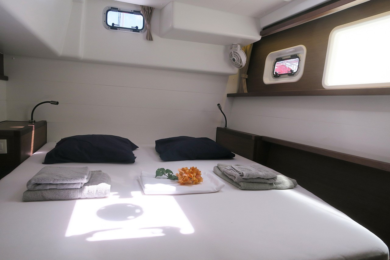Cabine Lagoon 450F  