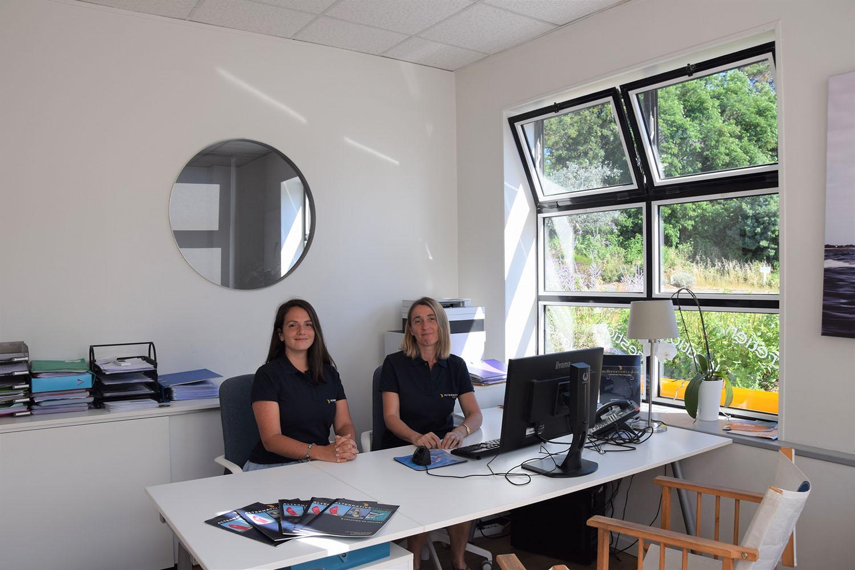Bureaux Alternative Sailing | Nos bureaux sont situés à proximité du port de la Trinité sur Mer
