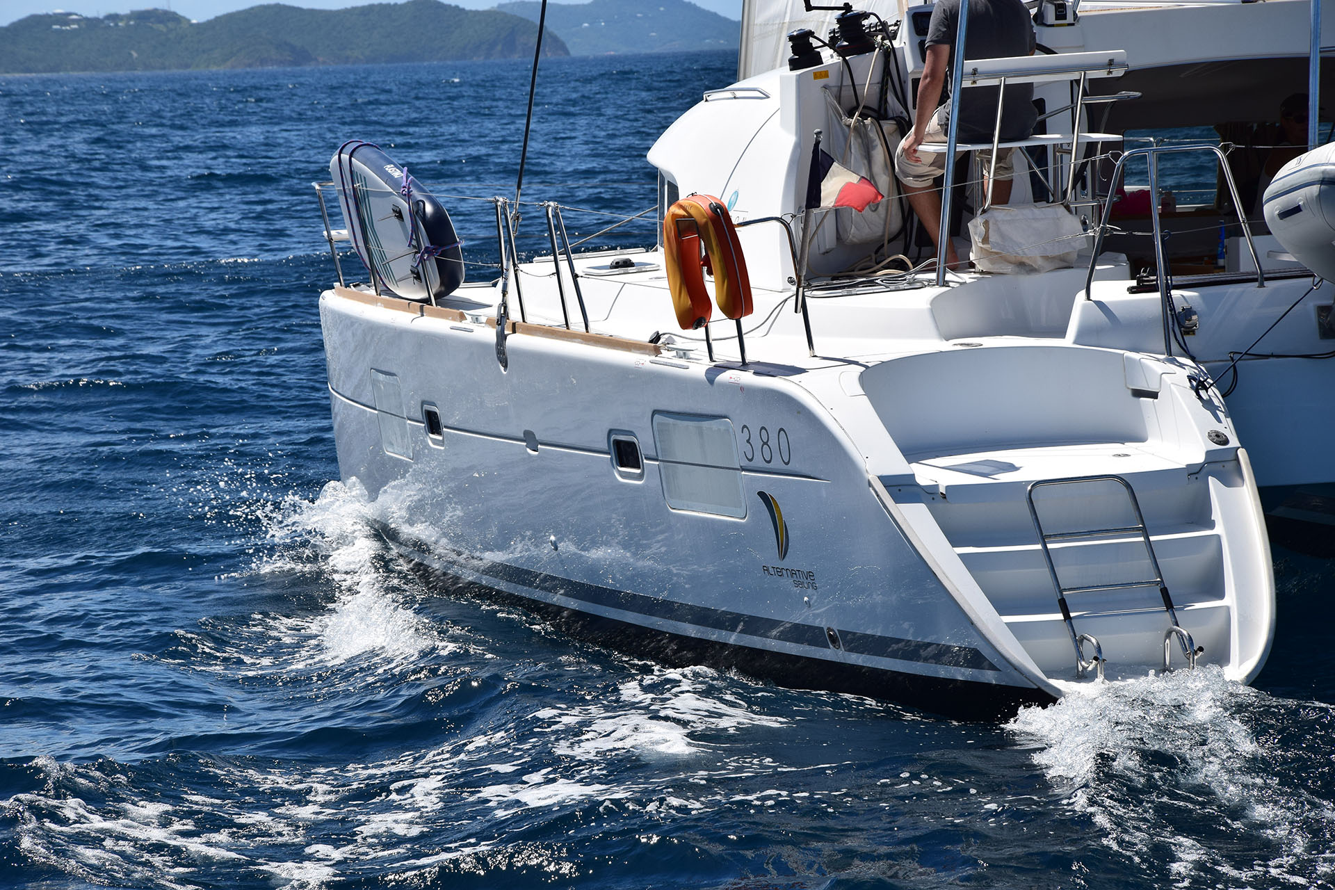 Lagoon 380 S2 | Lagoon 380 S2aux Antilles