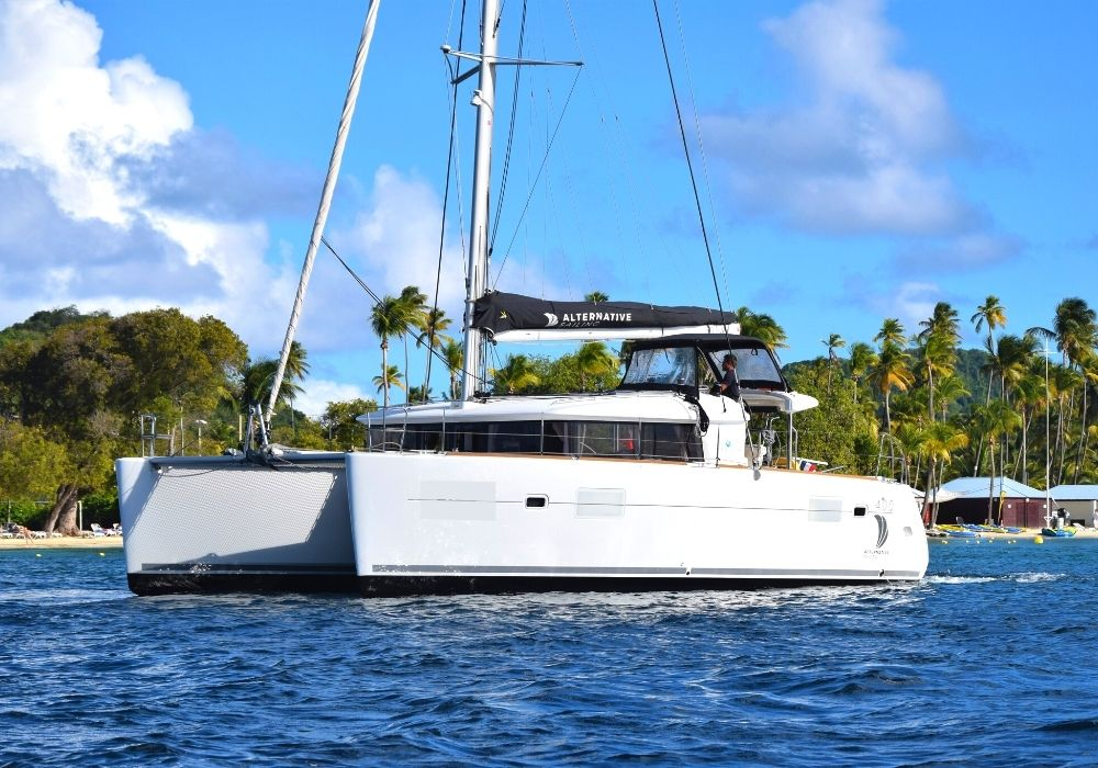 Lagoon 400 | Location catamaran Lagoon 400