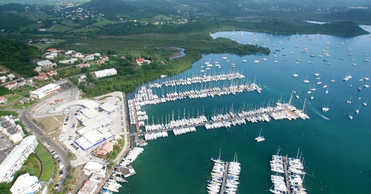 Marina du Marin |
