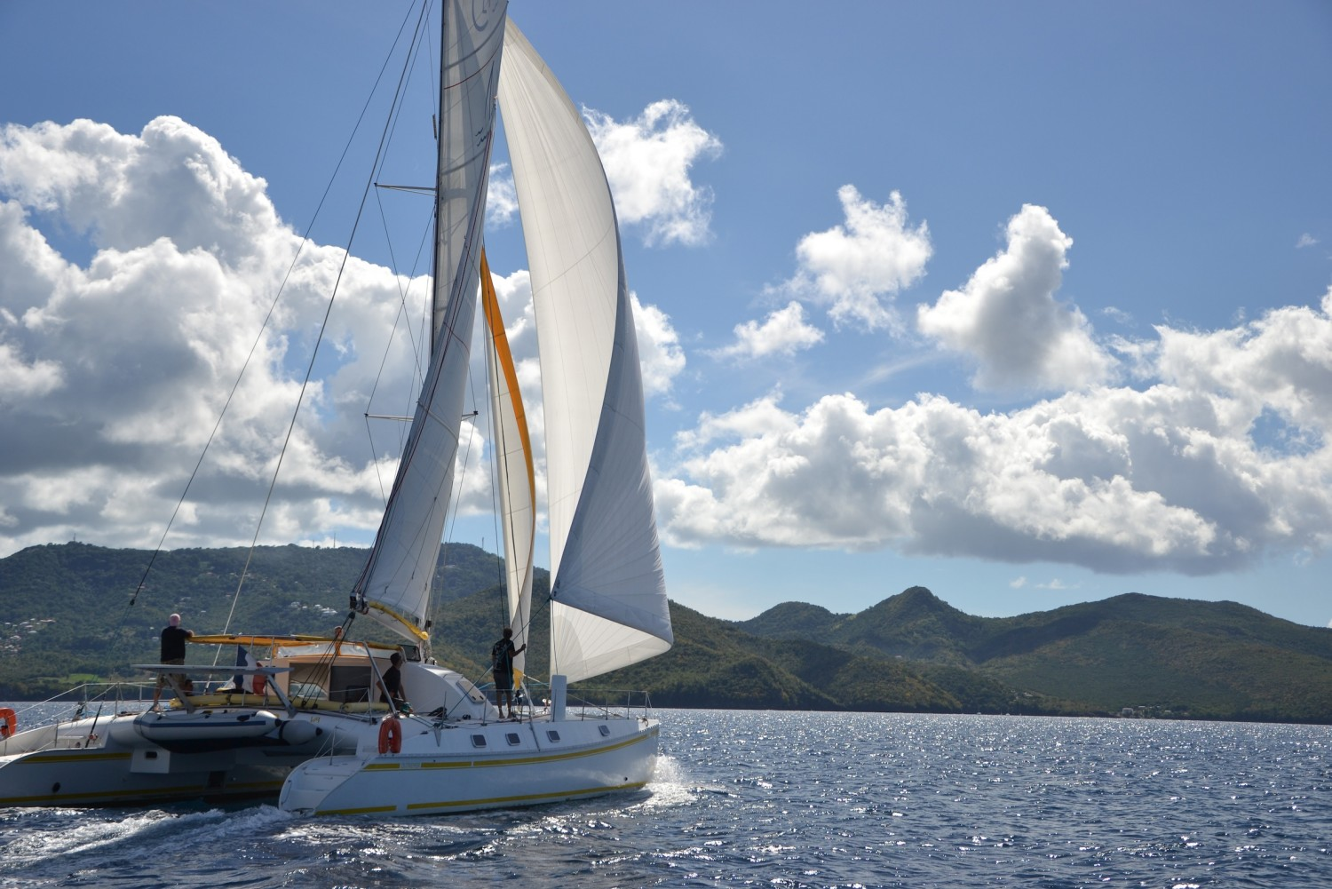 OUTREMER 55 |