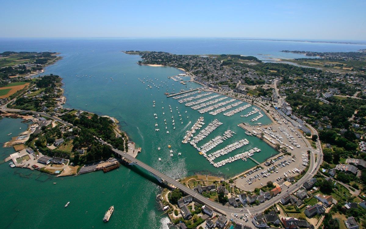 Port de la Trinité sur Mer | Alternative Sailing Location de voiliers au départ de la Trinité sur Mer